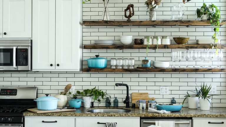 kitchen 768x432 - How to create a country kitchen look on a budget