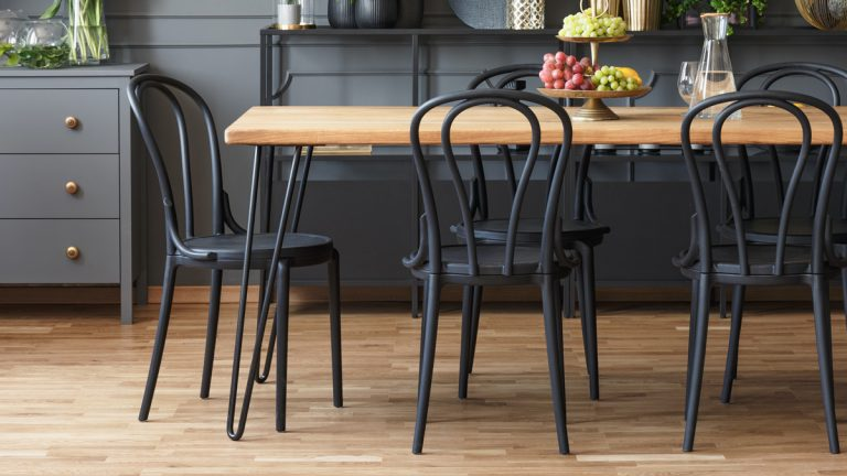 tablee 768x432 - How to create a country kitchen look on a budget